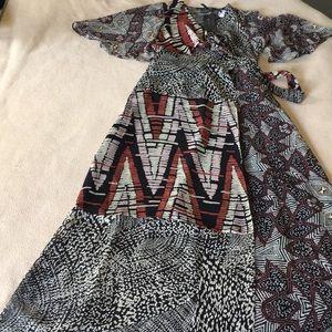 BCBGMAXARISTA dress,NWT